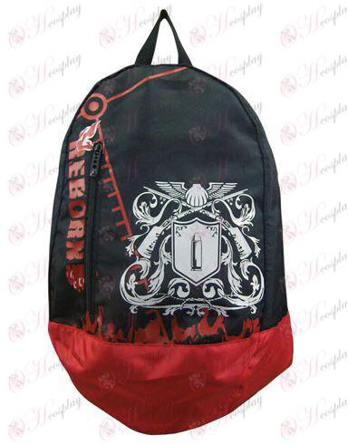 53-42 # Backpack 14 # Reborn! Accessories Vongola logo