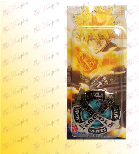 Tutoring flag Bag Large Badge