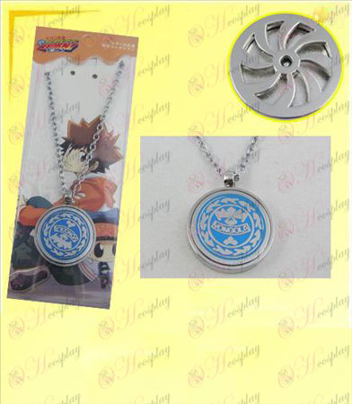 Tutoring rotating windmill necklace