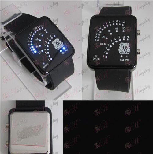 Reborn! Accessories Sector LED Watch
