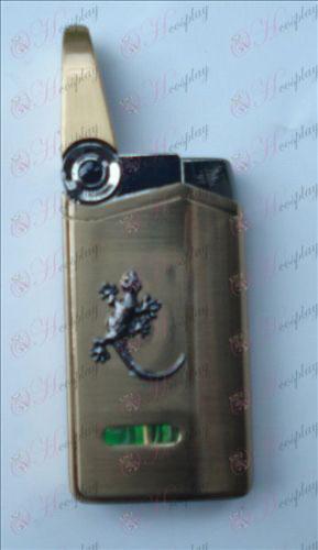 Reborn! Accesorios gecko Encendedores