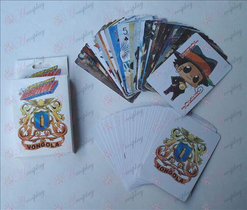 DReborn! Аксесоари релефна Покер
