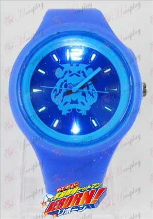 Colorful flashing lights sport watch-Reborn! Accessories