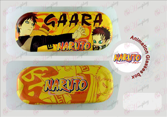 Naruto glasses case