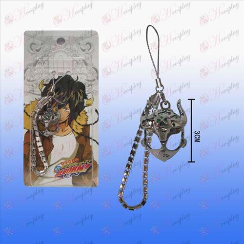 Reborn! Accessories Blue Wave mask machine rope