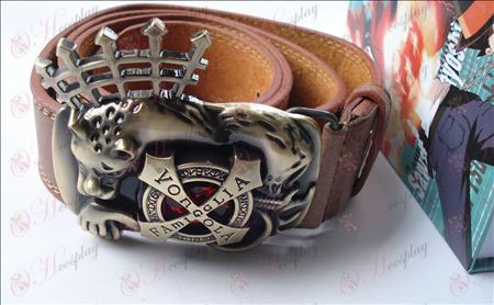 Reborn! Accessories ruby belt