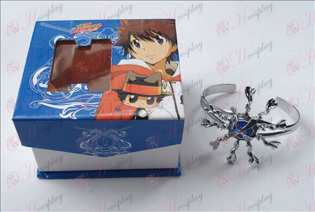 Reborn! Accessories Eye of the ring (blue)