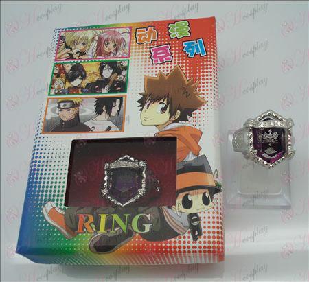 Reborn! Accessories Ring (Purple)