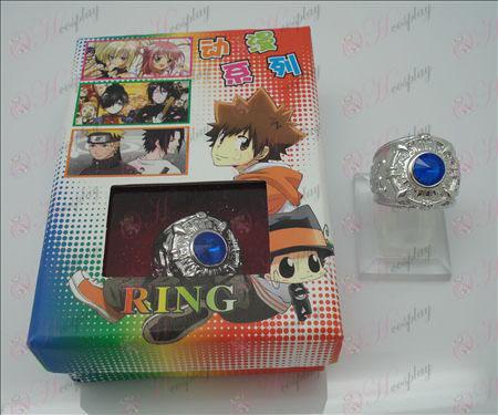 Reborn! Accessories Ring (Round Blue)