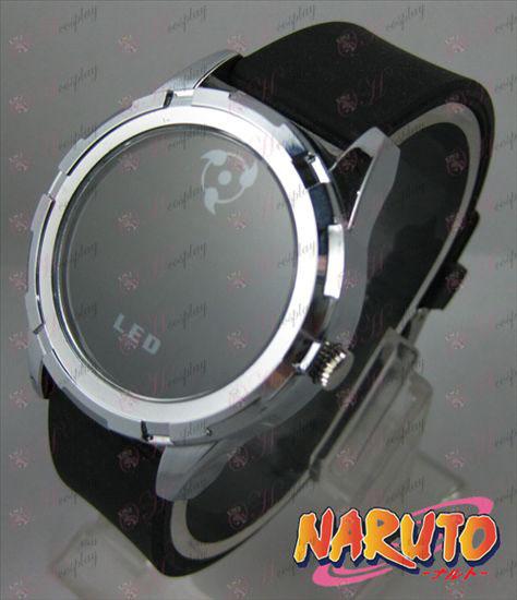 Personality scrolling LED-Naruto write round eyes