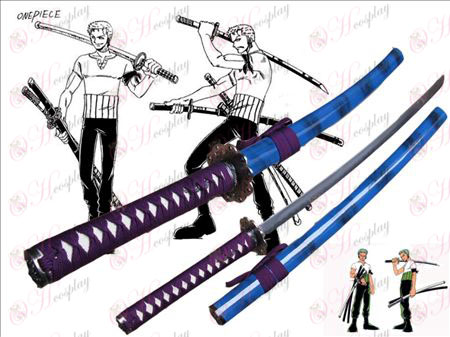 One Piece Accessories Solomon youthful generations blades
