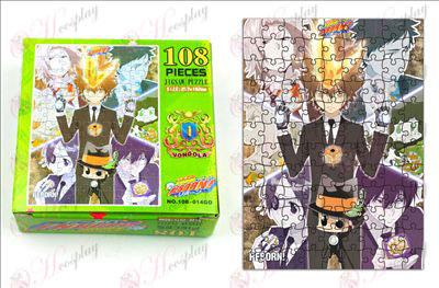 Reborn! Accessoires puzzel (108-014)