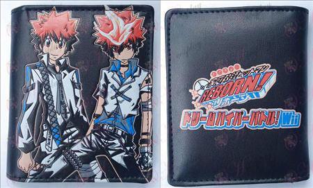 Reborn! Accessories leather wallet