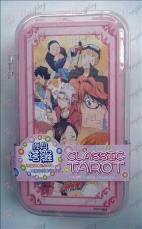 Reborn! Accessories Tarot B