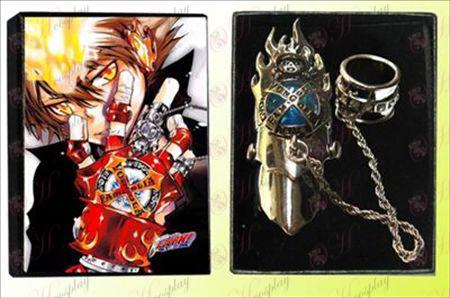 Reborn! Accessoires Een Gang vinger A