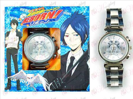 Reborn! Accessories logo watches