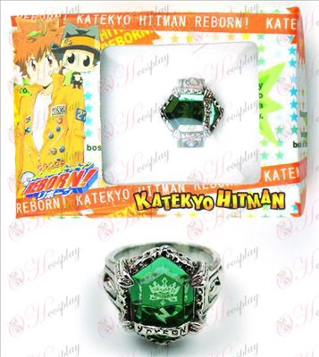 Reborn! Accessories Ring (Green)