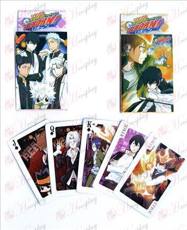 Reborn! Accessories Cards