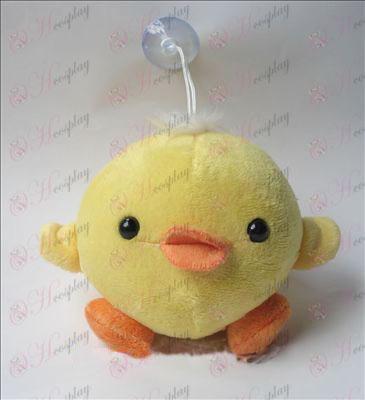 Reborn! Accessories lark - screaming chicken stuffed (sucker) 13 * 13 cm
