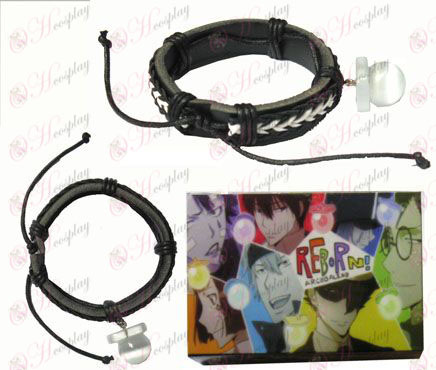 Tutoring pacifier special edition leather belt karate