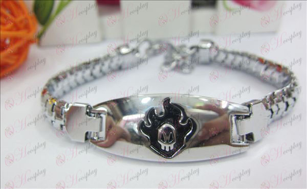 New Bleach Accessories Fire Enamel Bracelet