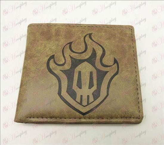 Bleach Accessories matte wallet