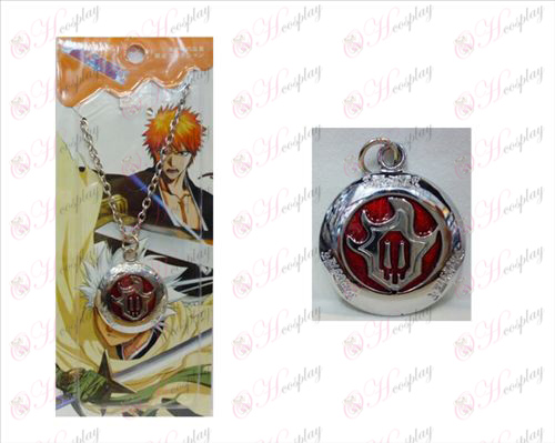 Bleach Accessories subscript 0 word chain round the fire red