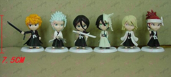 6 Generation 6 Bleach Zubehör Bottom (564)