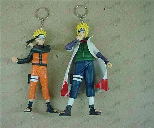 6 på vegne af kong Ninja Naruto spænde (551)