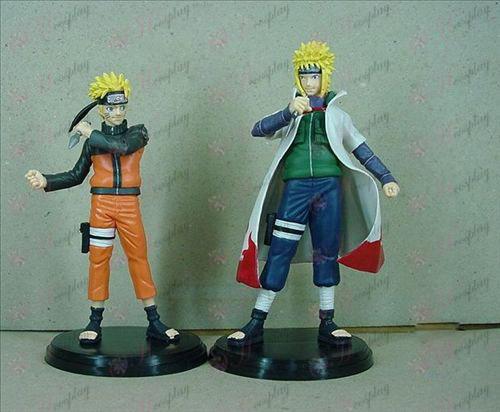Naruto Ninja 6η γενιά 2 επιπλέον βάσης (550)