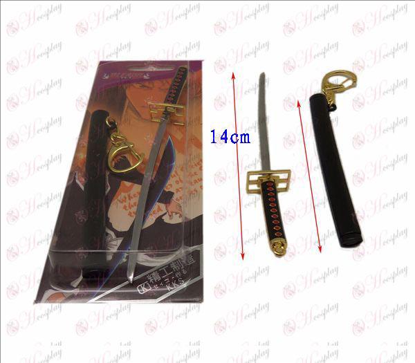 DBleach Accessories Kuchiki Byakuya sheath knife buckle