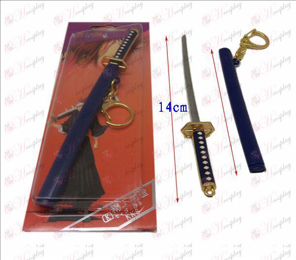 DBleach Accessories Aizen mirror buckle knife sheath