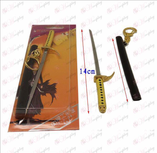 DBleach Accessories12 Fan captain sheath knife buckle