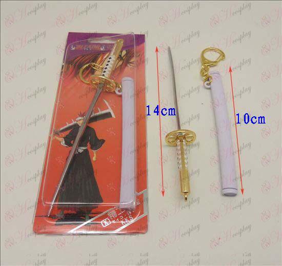 DBleach Acessórios Rukia fivela faca de bainha