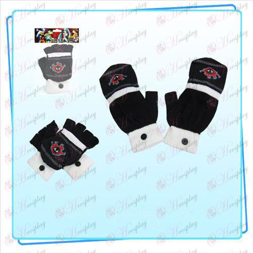 Bleach Accessories Fire dual glove (black)