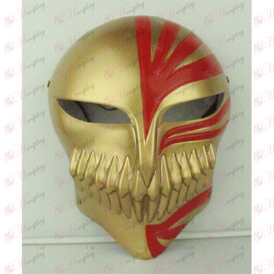 Bleach Tilbehør Mask Mask (guld)