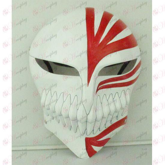 Bleach Accessori Maschera Maschera (Bianco)