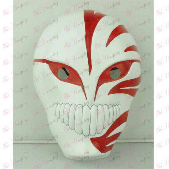Bleach Accessoires Maskers (rood)