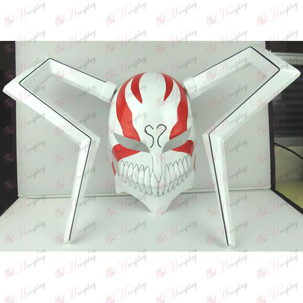 Bleach Accessories (Ichigo) blur mask (red)