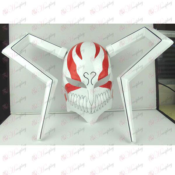 Bleach tilbehør (Ichigo) sløring maske (rød)