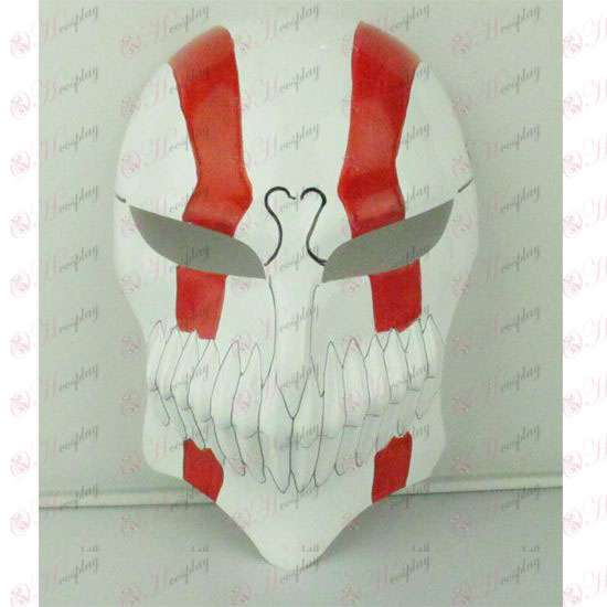 Bleach Accessories Masks (red and white)