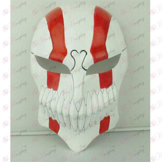 Bleach Kiegészítők Maszkok (piros és fehér)