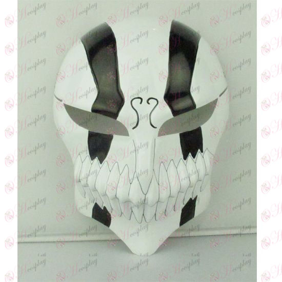 Bleach Accessories Masks (black and white)