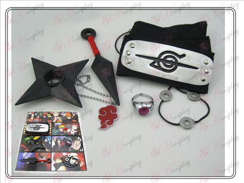 Naruto Uchiha Itachi 6 sets