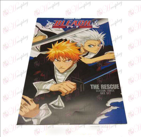 D42 * 29Bleach Accessories embossed posters (8)