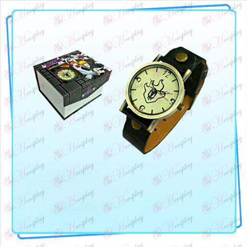 Accesorios Bleach Relojes Vintage