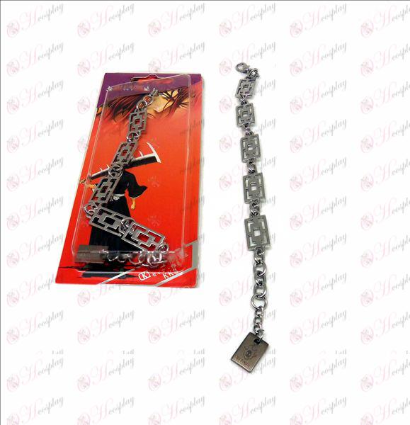 DBleach Accessories Byakuya one thousand cherry flag bracelet