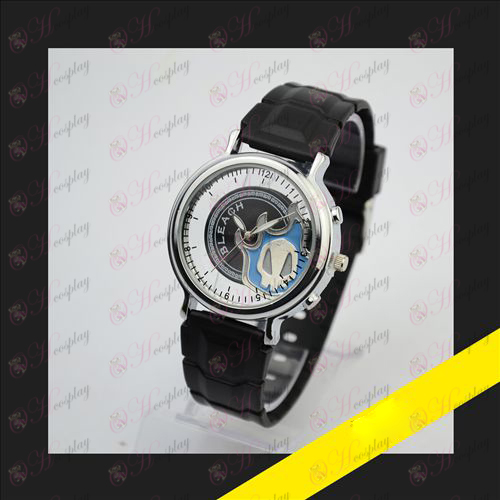 Relief skeleton watch-Bleach Accessories false fire signs
