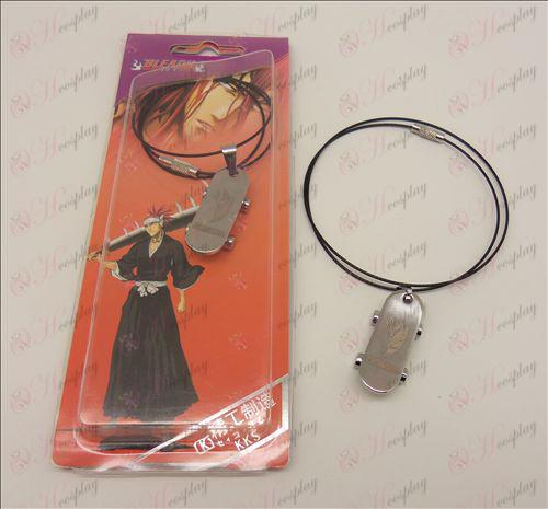 DBleach Accessories Skate Necklace (broken surface - wire)