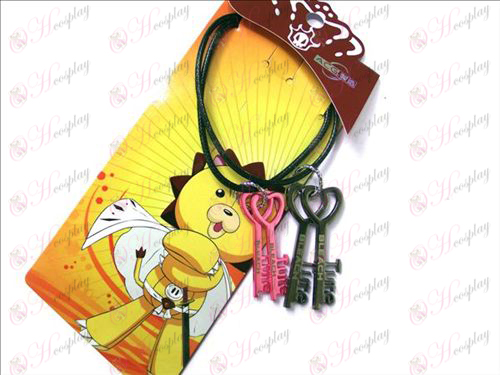 Bleach Accessories Key Necklace